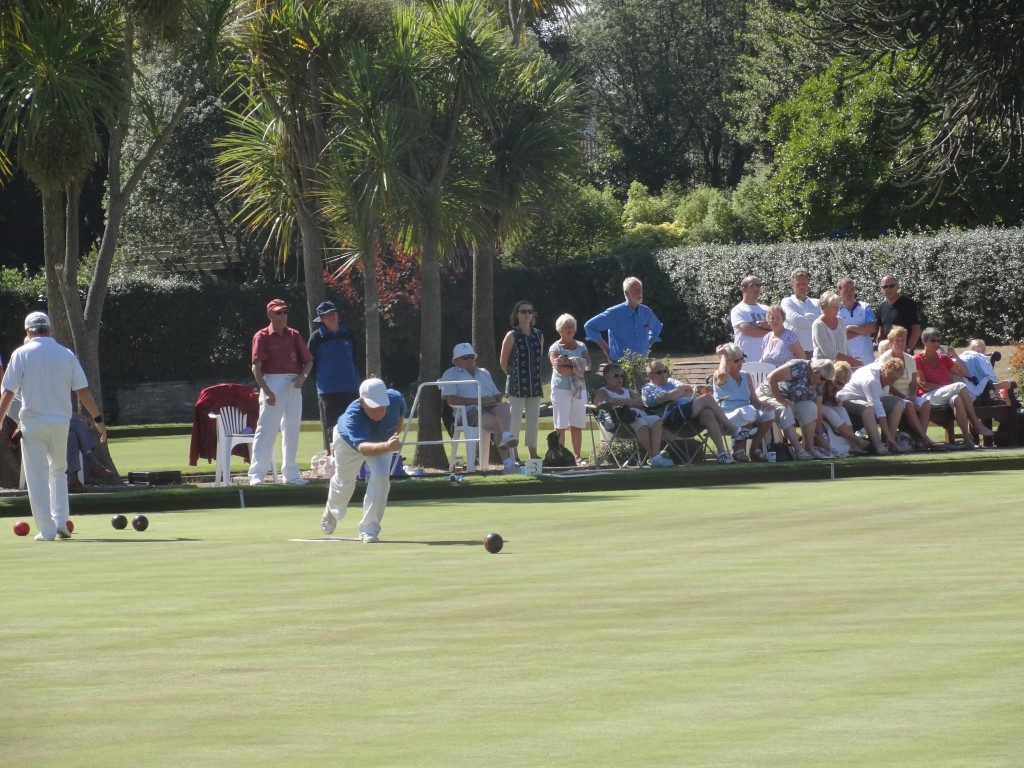 Outdoor bowling Clubs Bournemouth